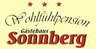 Logo Sonnberg - Pension