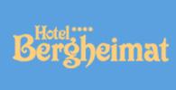 Logo Bergheimat - Hotel