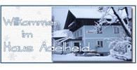 Logo Adelheid - Pension