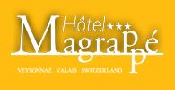Logo Magrappé - Hotel