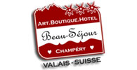 Logo Art.Boutique.Hotel Beau-Séjour - Hotel