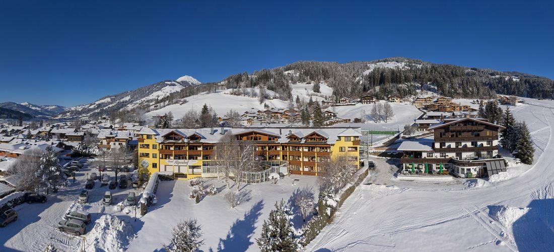 foto van Alpenhof Brixen