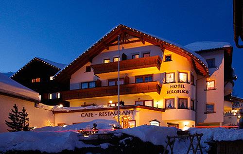 foto van Hotel Bergblick