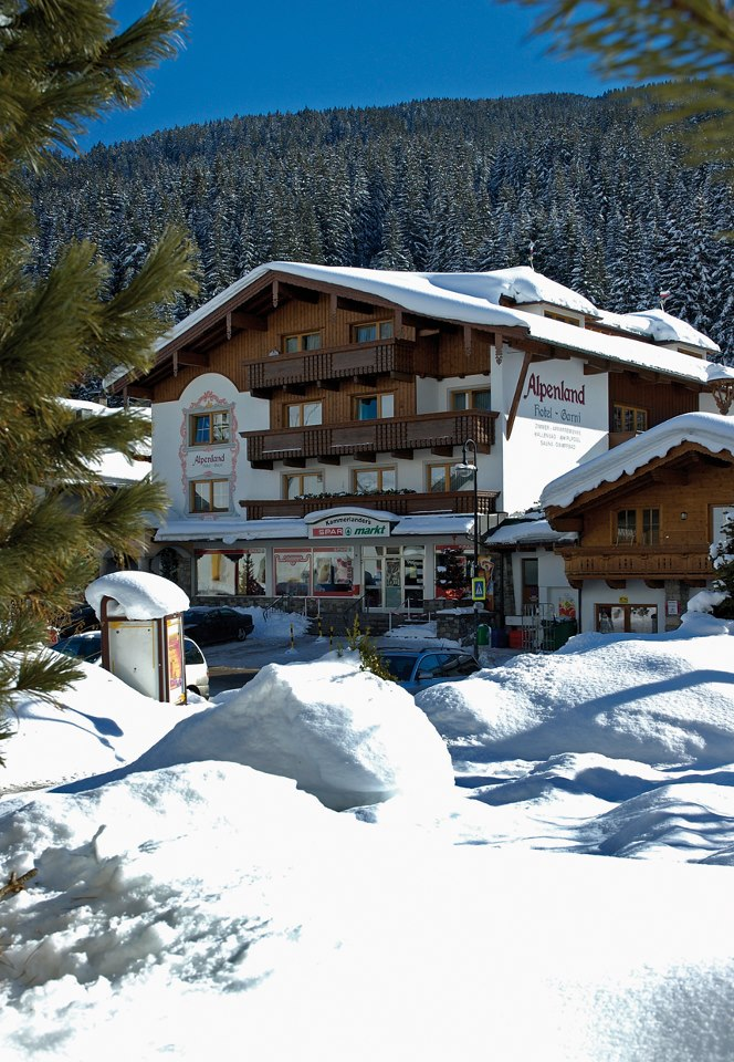 foto van Hotel Garni Alpenland