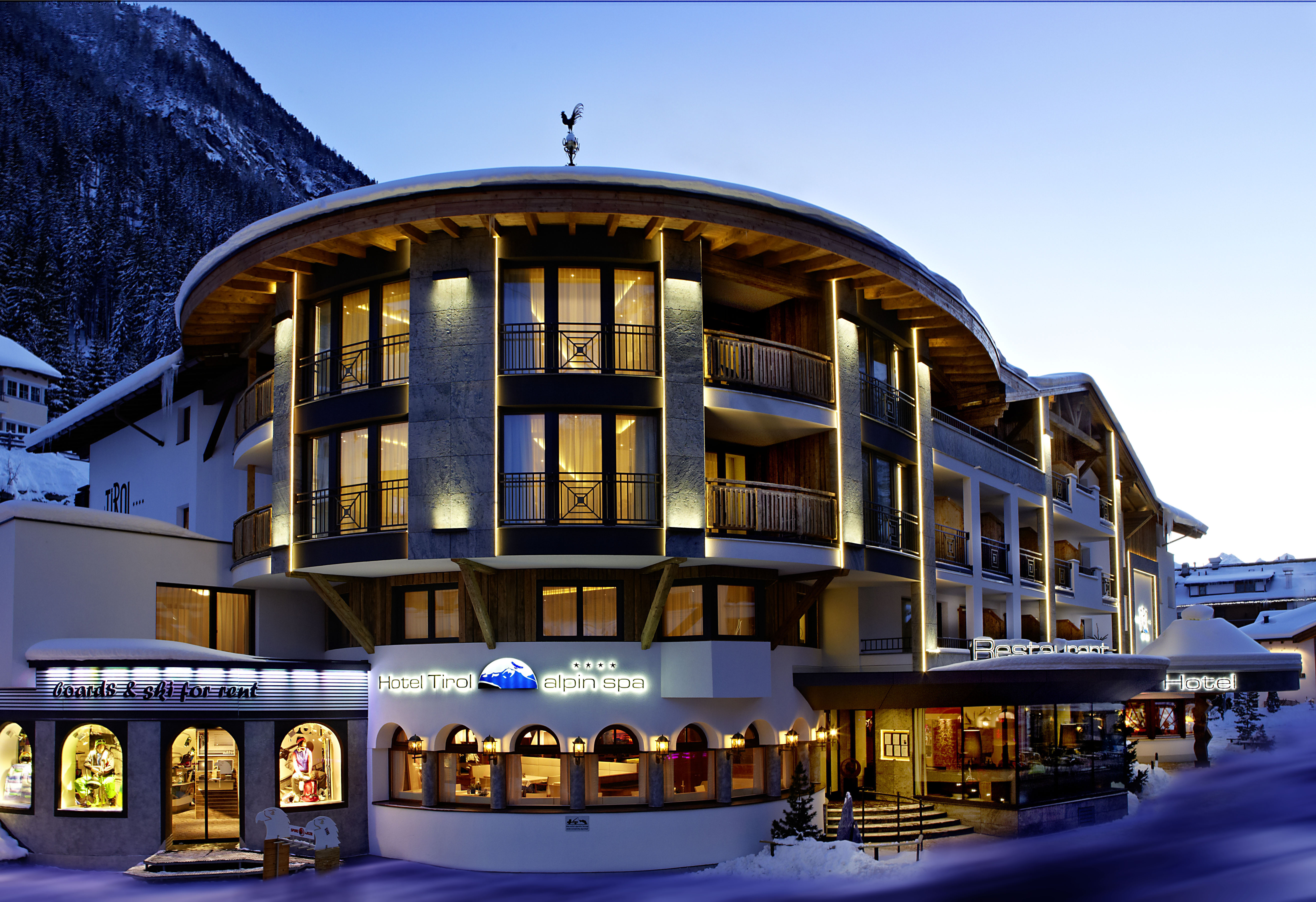 foto van Tirol