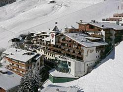 foto van Alpenbad Hotel Hohenhaus