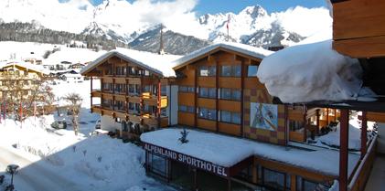 foto van Alpenland