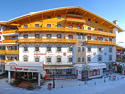 foto van Alpenhotel Saalbach