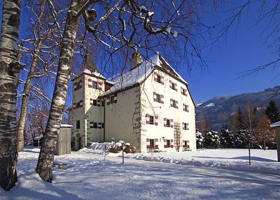 foto van Schloss Prielau