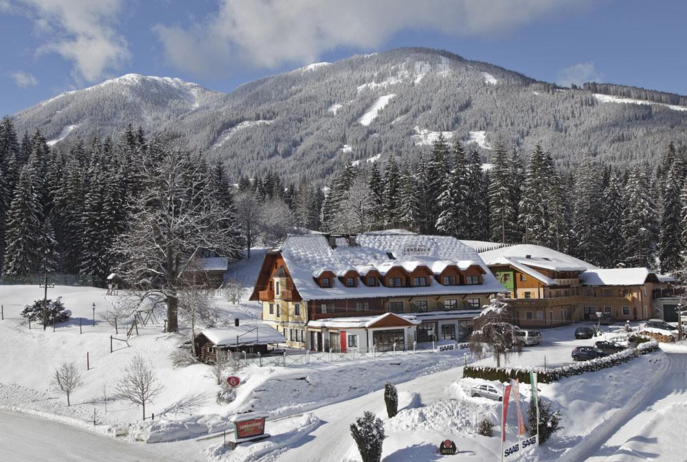 foto van Hotel Vitaler Landauerhof