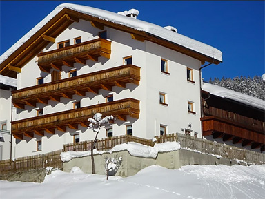 foto van Haus Bergwelt