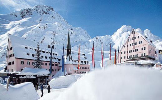 foto van Arlberg Hospiz