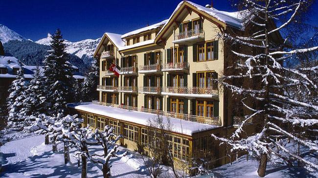 foto van Hotel Falken