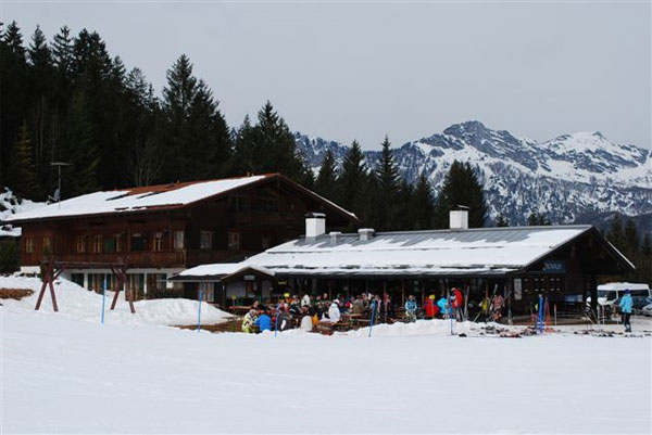 foto van Berggasthaus Götschenalm