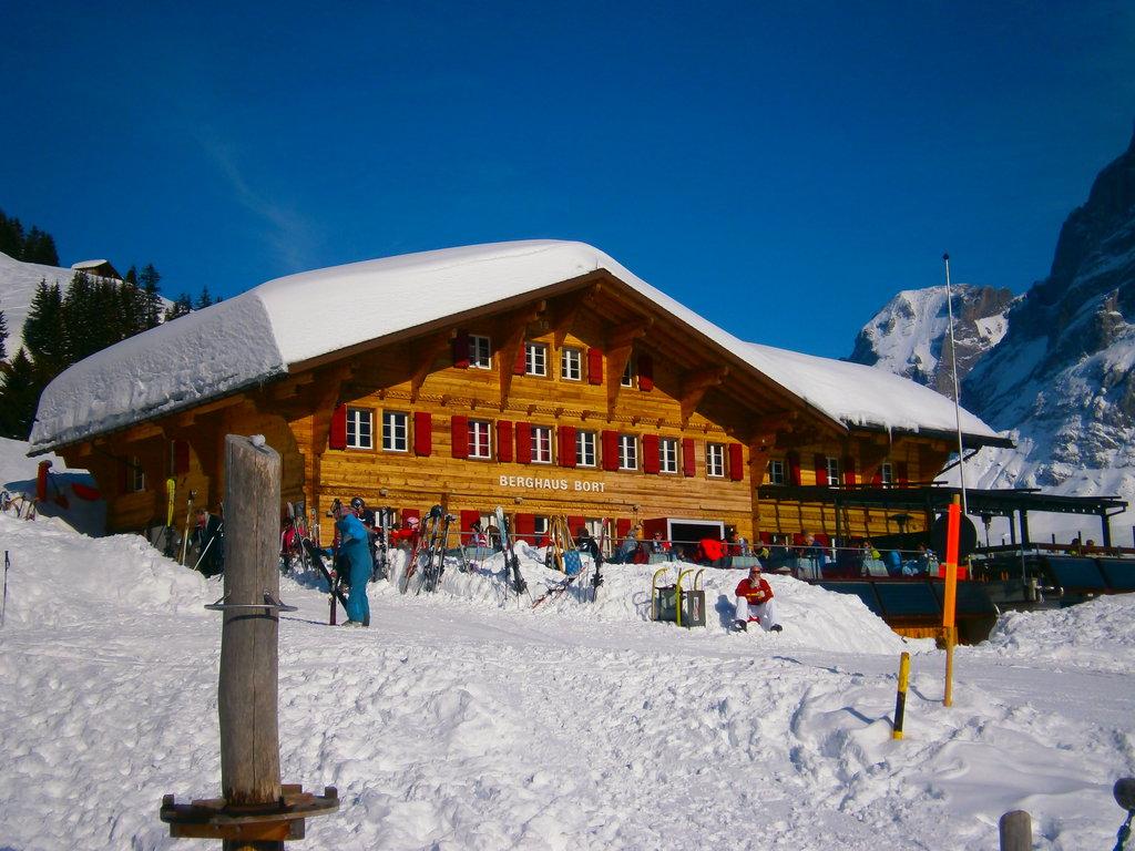 foto van Berghaus Bort Grindelwald