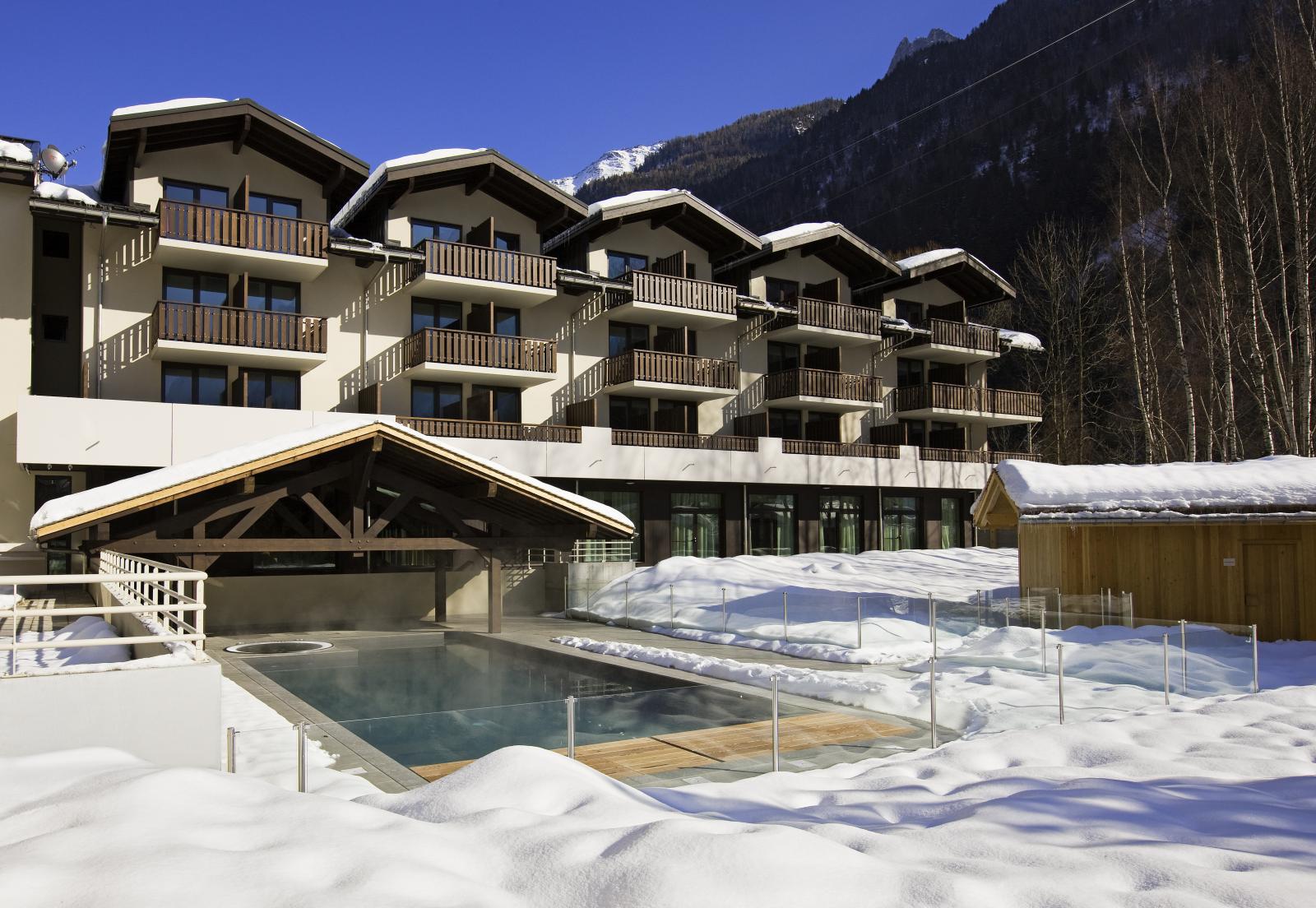 foto van Les  Aiglons Resort & Spa
