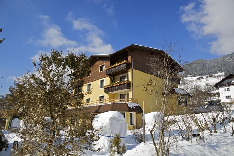 foto van Alpine Spa Residence (Hotelbetrieb eingestellt)