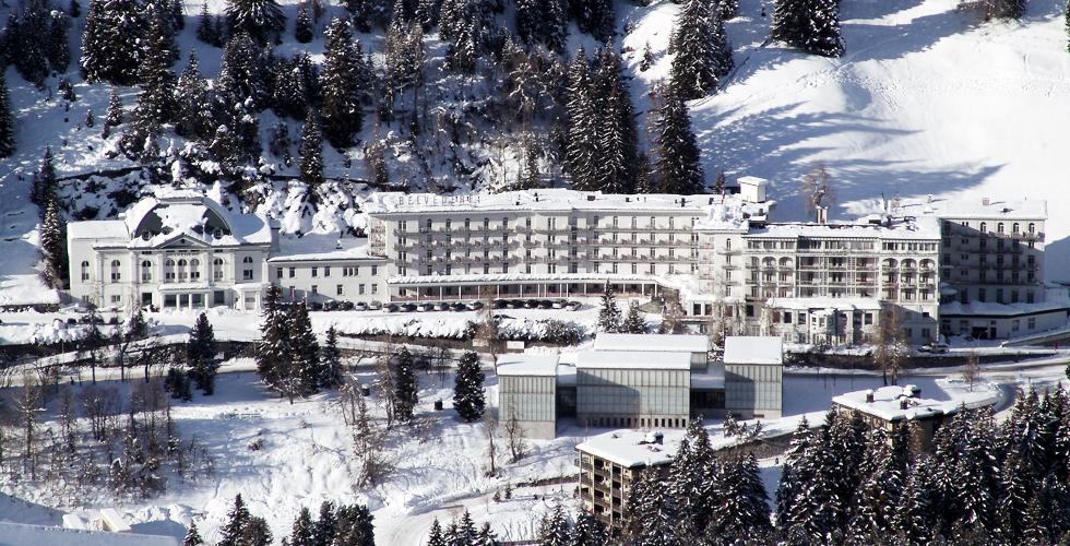 foto van Grandhotel Belvédère
