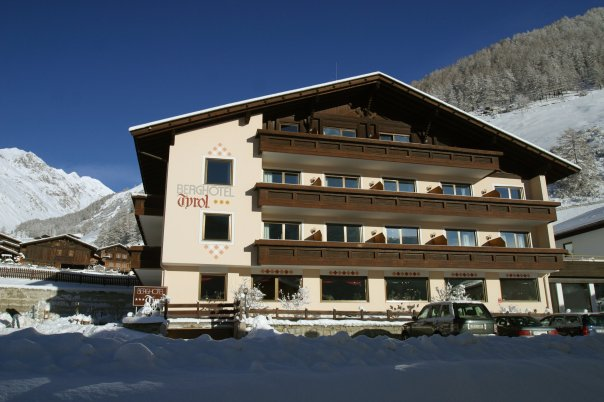 foto van Berghotel Tyrol