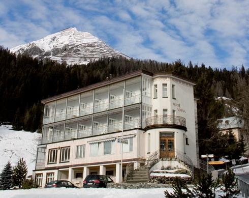 foto van Alpina