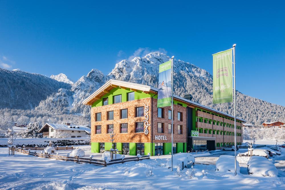 foto van Explorer Hotel Berchtesgaden