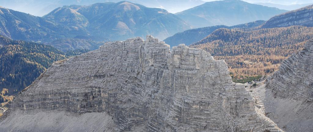 10 Steinarten, die Wanderer in den Alpen finden