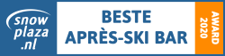 Snowplaza Award Bar