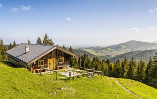 Staufner Haus: Die Hütte in den Allgäuer Alpen