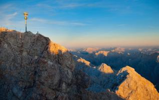 Zugspitze: Der höchste Berg Deutschlands