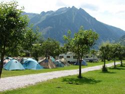 Kampeervakantie Oostenrijk: diverse regio's