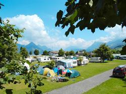 Activiteiten tijdens het kamperen in Zwitserland