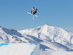 Officiel SFR Freestyle Tour 2015 - C.Cattin OT Val Thorens