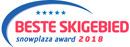 Snowplaza Award