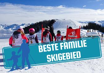 Beste familie skigebied 2019