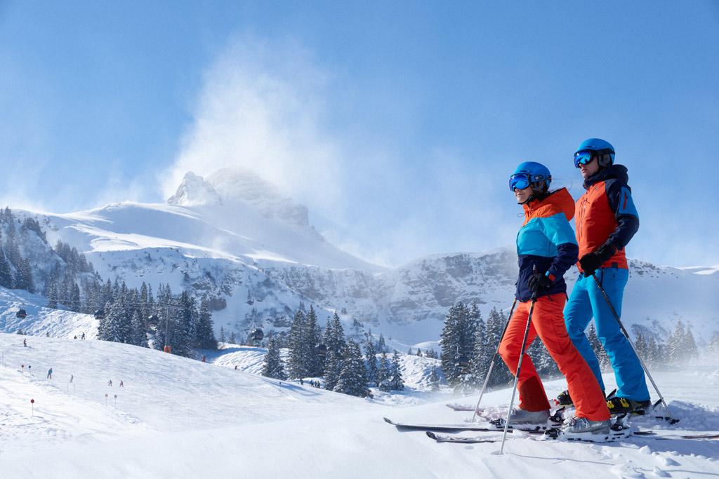 Skiën in het Bregenzerwald