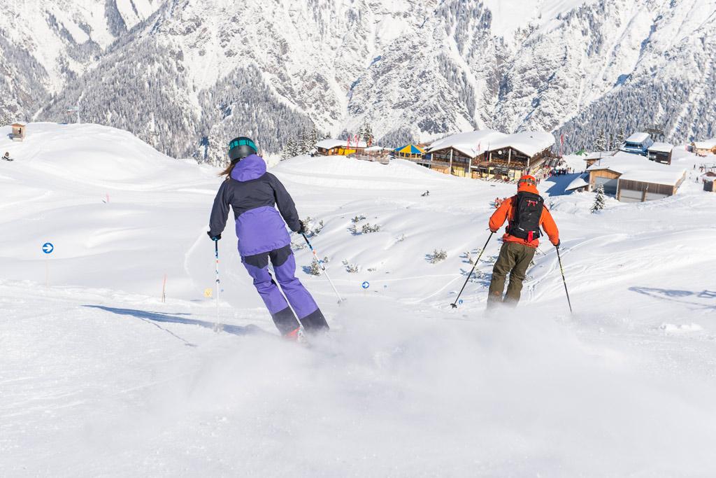 Skiën in Alpenregion Bludenz