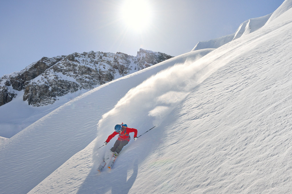 Skiën in Lech Zürs am Arlberg