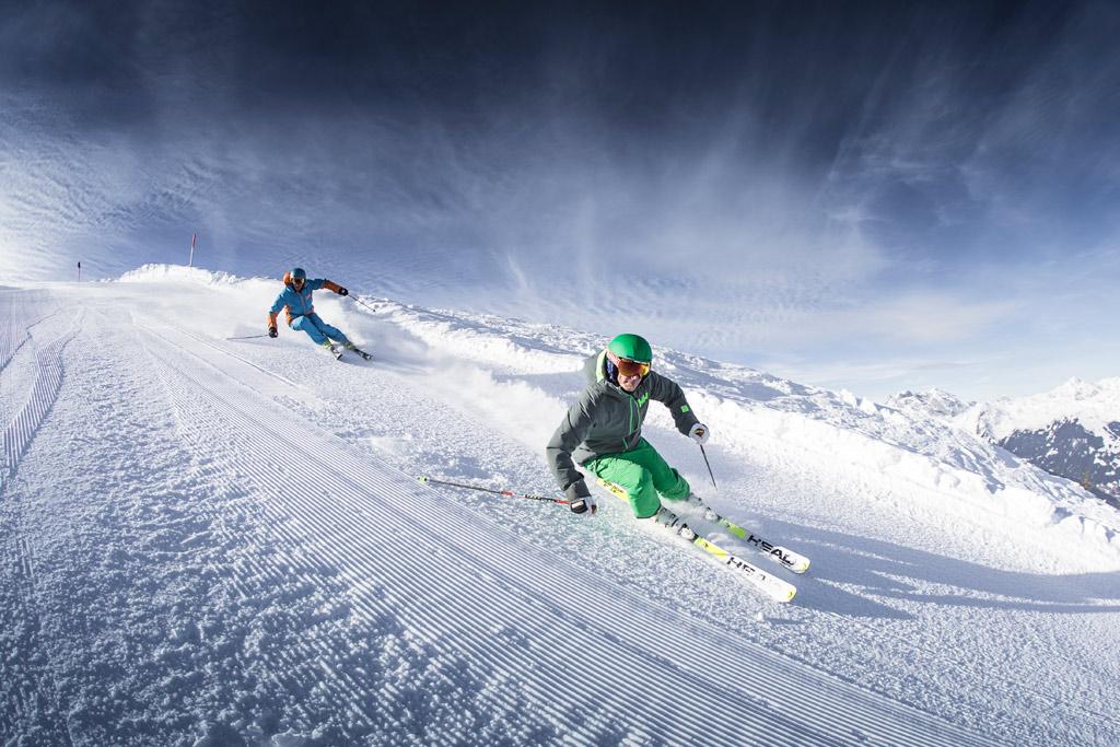 Skiën in het Montafon