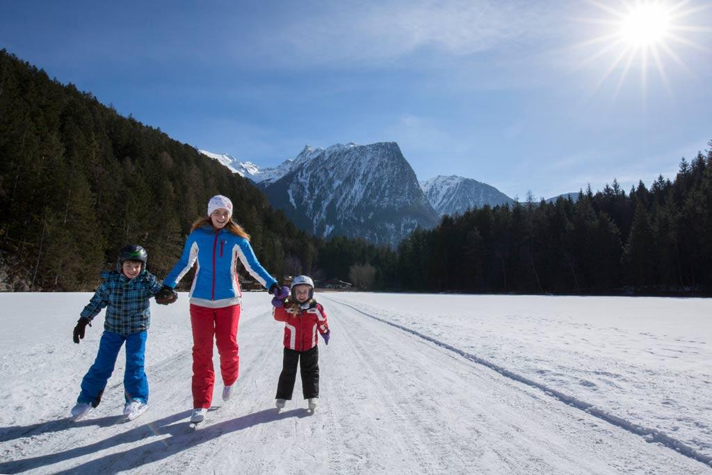 Schaatsen in Tirol