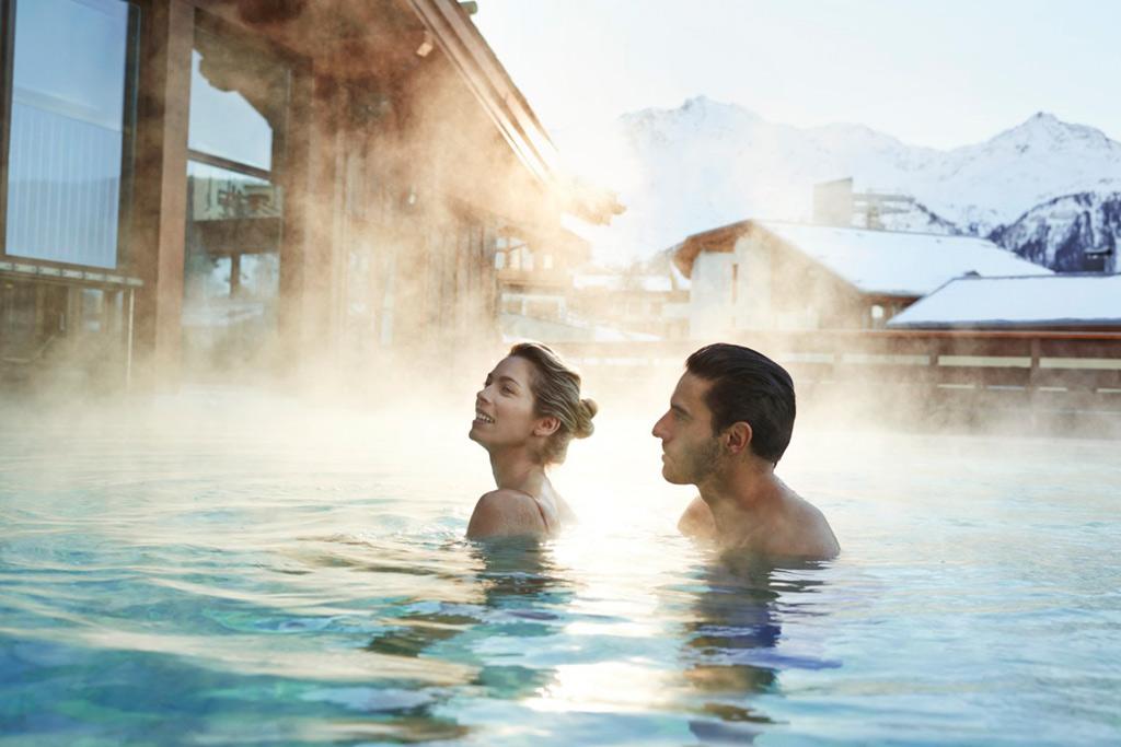 In de spa bij Club Med
