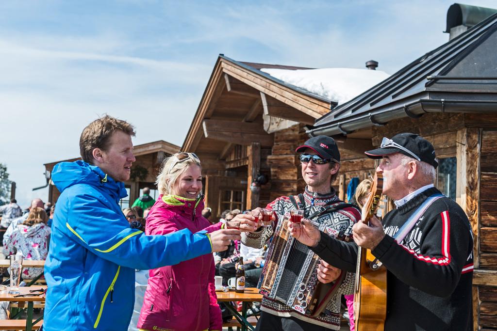 Skiën in de SkiWelt