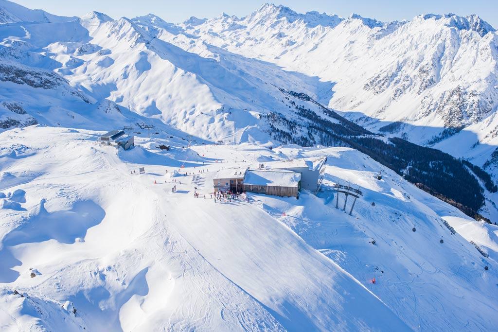 Skigebied Ischgl