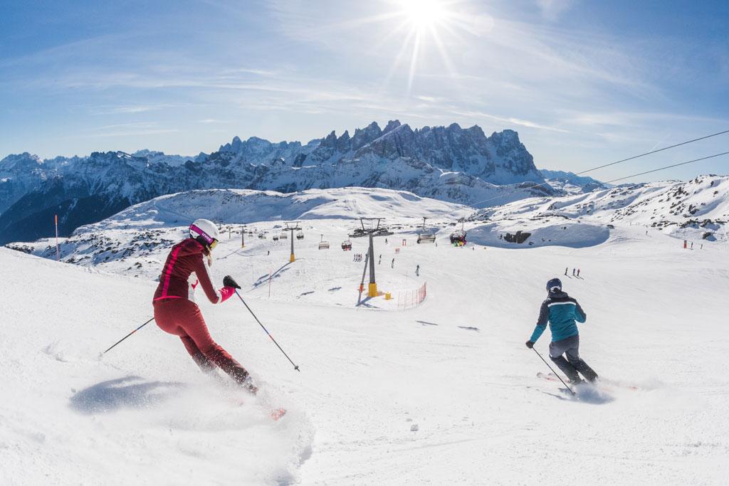 Skiën in de Dolomiti Superski