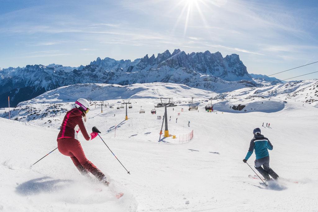 Skiën in Dolomiti Superski