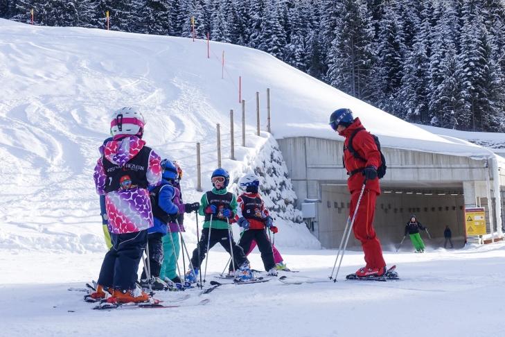 Tips wintersport met kinderen