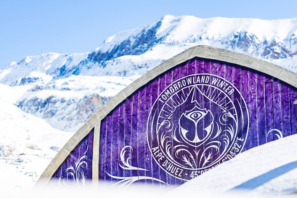 Tomorrowland Alpe d'Huez