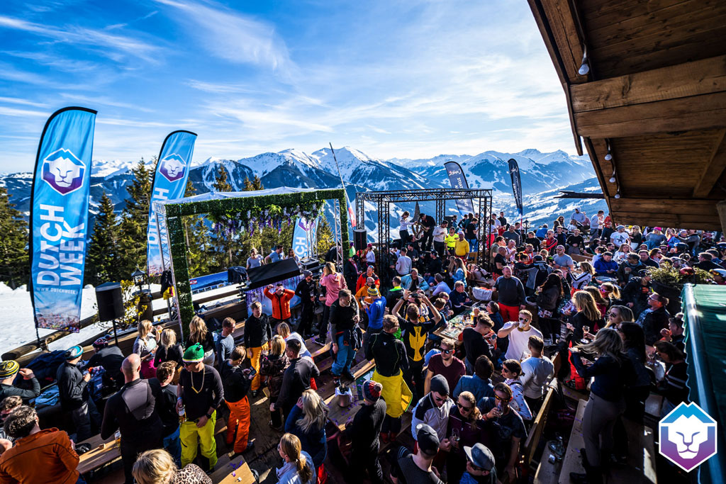 Dutchweek Saalbach