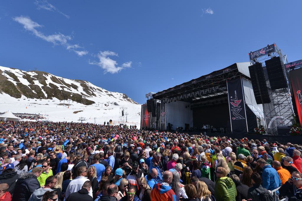 Top of the Mountain Ischgl