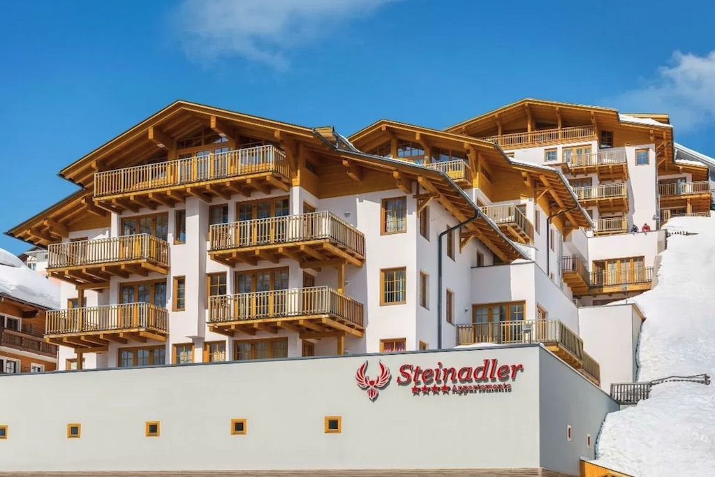 Steinadler Apartments