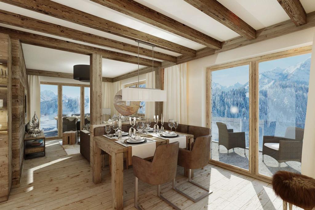 Dining room Vaya Galtuer